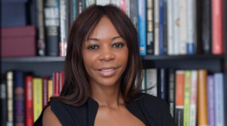 Dambisa Felicia Moyo Beautiful Dramatic and Influencial