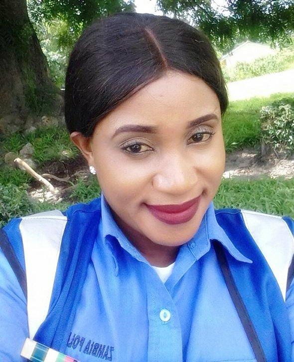 Zambian Policewomen Rocking it Mamsie Lungu 4