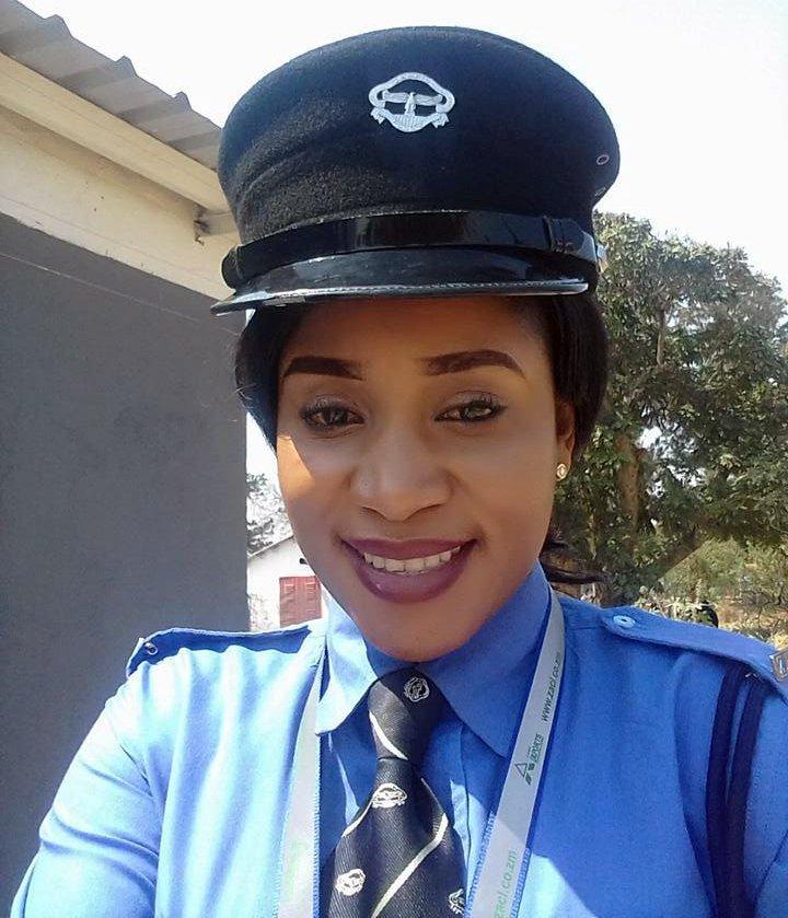 Zambian Policewomen Rocking it Mamsie Lungu 3