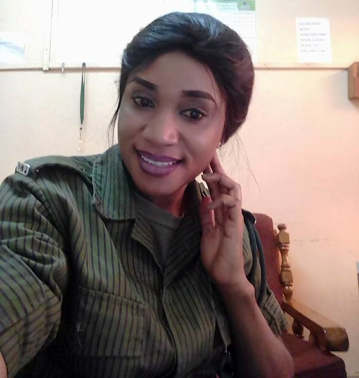 Zambian Policewomen Rocking it Mamsie Lungu 2