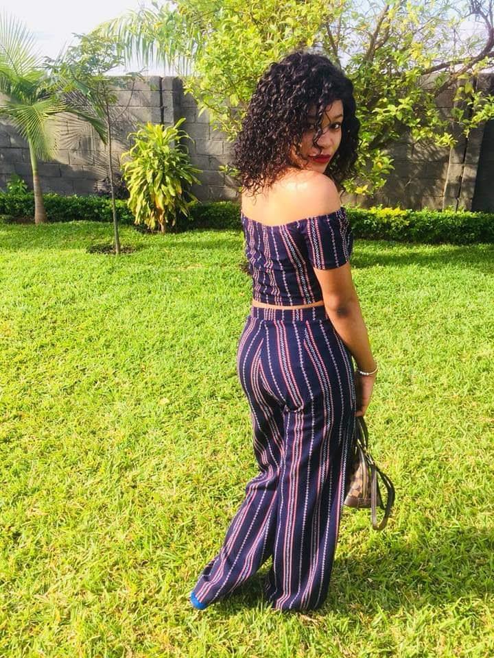 Graceful Rebecca Keylah Lweendo 4