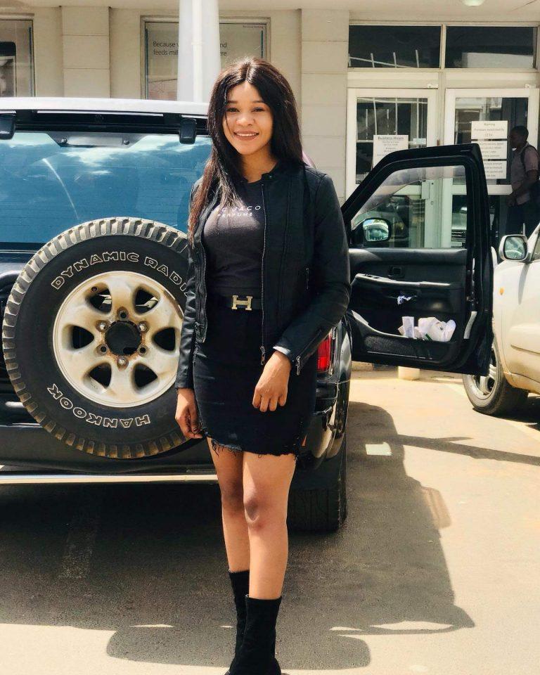 Graceful Rebecca Keylah Lweendo