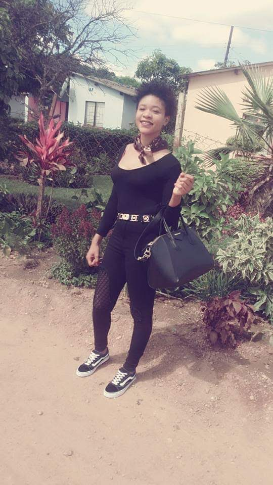 Graceful Rebecca Keylah Lweendo 10
