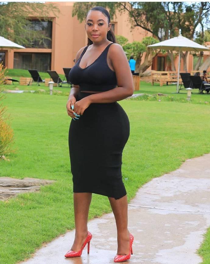 Astounding  Bianca Mina Kaluba 9